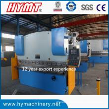 Dobladora de placa de acero hidráulica Wc67y-63X2500 / Máquina plegable hidráulica