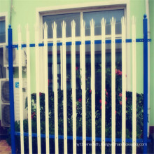 High Quality W Pale Palisade Fence