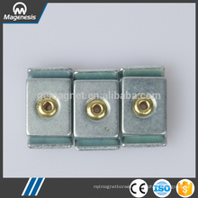 Many styles import grade ndfeb rare earth ring magnets