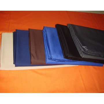 T/C trousers dyed fabrics