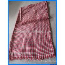 Hot sale men woven latest scarf designs