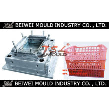 Plastic Crate Injection Mold