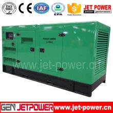 Conjunto de generador diesel silencioso del recinto 500kVA hecho en China