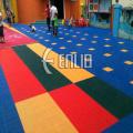 Kinderbodenmatten im Freien Kinder Spielplatz Bodenbelag