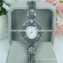 Новые модные роскошные элегантные моды кварцевые наручные часы для женщин B028