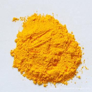 Pigment Yellow 17 / PY17 / Jaune de benzidine 2G / pigment jaune pour peintures, encres, plastiques, etc.