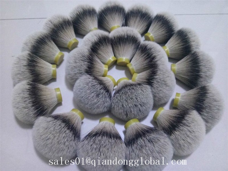 19mm Silvertip Badger Hair Knots