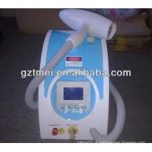 Tatto remoção depilação q switched nd yag laser tm624