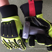 NMSAFETY anti-abrasion sport hand protection gloves