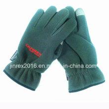 Tecido de tela de toque touchscreen Winter Warm 3m Thinsulate Gloves