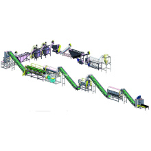 PET bottle Crushing Washing Recycling Line