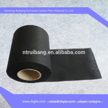 gas disposal material Activated Carbon air filter paper