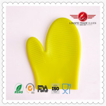 Waterproof Tricot Silicone Microwave Heat Resistant Gloves