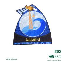Custom School Uniform Woven Badge (A2-9)