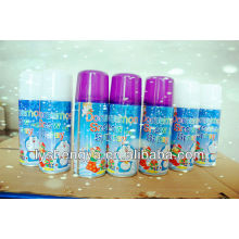 the best seller flying snow spray for party
