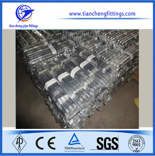 DIN 2982 Barrel Seamless Pipe Nipple