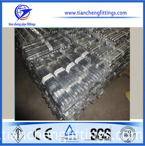 Running Thread Seamless Pipe Nipple