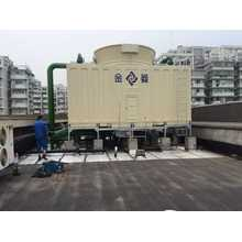 CTI Certified FRP Cross Flow Cooling Tower with High Performance