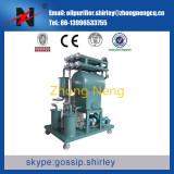 Single-Stage Vacuum Transformer Oil Purifier Machine ZY