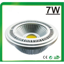 LED regulable AR111 LED bombilla LED de luz
