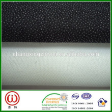 Zhiwei Interlining Light Woven 90cm large Blanc