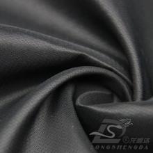 Imperméable à l'eau et à l'extérieur Vêtements de sport en plein air Veste en coton tissé Phantom Diamond Plaid Jacquard 100% Polyester Pongee Fabric (53065B)