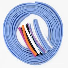 Tubo de PVC isolado macio do material de isolação do chicote de fios do fio VW-1
