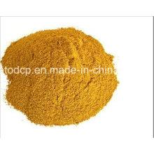 Repas au gluten au maïs avec une teneur en protéines de 60 p. 100