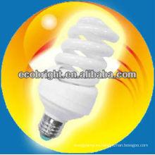 energía ahorro lámpara espiral completo 8000H CE calidad