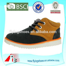 Preço de fábrica homens camurça vestido sapatos casuais