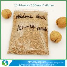 Amostras gratuitas para o uso de Walnut Shell Blasting para perfuração de petróleo