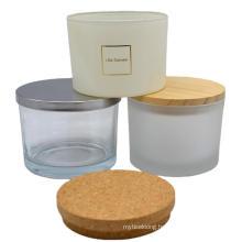 Factory Direct Packing Jar Glass Storage Jar Accept Customization Different Size, Storage Jar