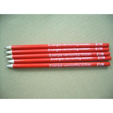 Crayons en bois de haute qualité de vente directe d'usine sans effaceur Tc-P005