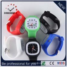 Jelly Watch Analog Uhr Damen Herren Quarz Uhren (DC-1317)