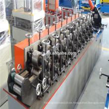 rodillo de quilla de acero ligero hidráulico que forma la máquina