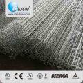 Bandeja de cabo lustrada da rede de arame de aço para o projeto interno
