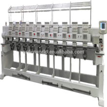ORDER nouvelle 10 têtes informatisé machine à broder, cap et t-shirt machine à broder fabriqués en chine Price