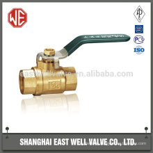 High pressure pneumatic ball valve