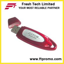 USB Flash Drive com logotipo perceptível (D162)