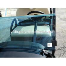 Pare-brise acrylique pliant teinté Club Car Precedent