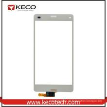 8 Jahre Hersteller Ersatzteile White Touch Screen Digitizer für Sony Xperia Z3 Mini M55W