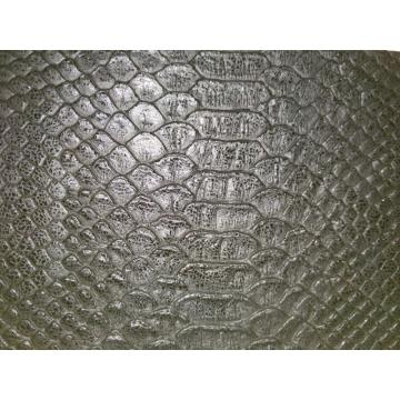 Snake Python stampa PU in pelle