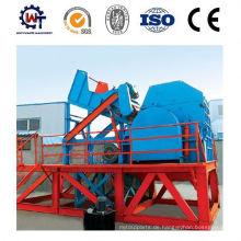 China Preise Schrott Stahl Brecher und fassen die Stahl Maschine