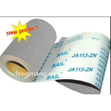 Soft Wood Polishing Aluminium Oxide Abrasive Cloth