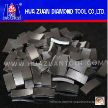 Reinforce Concrete Diamond Tip Drill Bit Segments for Sale