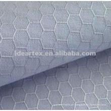 Grade hexagonal de 100% poliéster Taslan para Sportswear