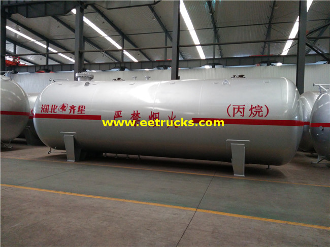30MT Propylene Gas Storage Tanks