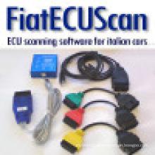 FIAT ECU Scanner mit neuesten Version-Anschlusskabel