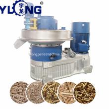 YULONG xgj560 pellet chips making machine