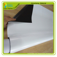Abnehmbares magnetisches Vinyl, flexibler Gummimagnet Vinylrjmv002